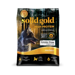 Solid Gold High Protein With Chicken