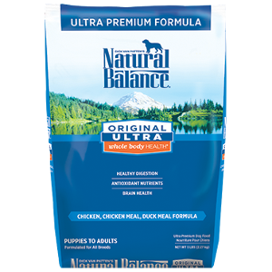 Original Ultra® Whole Body Health® Chicken and Duck Meal