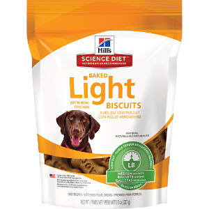 Hill's® Science Diet® Baked Light Biscuits