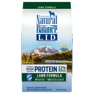 Natural Balance Limited Ingredient Diets® High Protein Lamb Formula Dry Dog Food