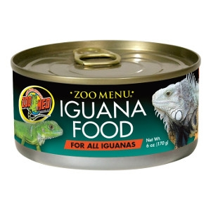 Zoo Menu® Iguana Food