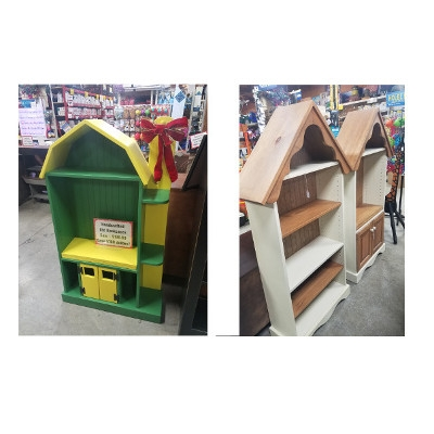 Save $100.00 on Handcrafted Children's Bookcases