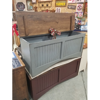 Creek Hill Blanket Chest