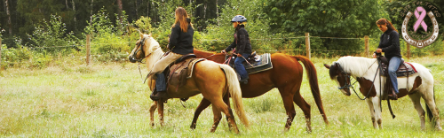 8th Annual 'Save the Tatas' Trail Ride to
