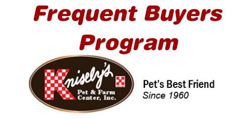 Frequent Buyers Program