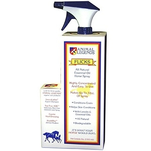 Animal Legends® Flicks® Essential Oil Horse Spray