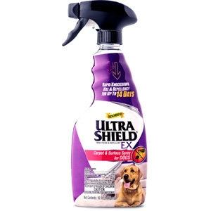 Absorbine Ultrashield® Ex Insecticide & Repellent Carpet & Surface Spray For Dogs
