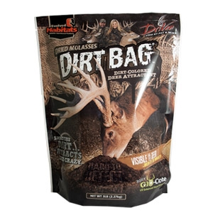 Dirt Bag™ Dirt Colored Deer Attractant