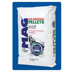 MAG Ice Melting Pellets, 50 lbs.