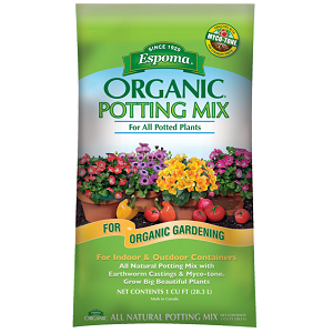 Organic Potting Soil Mix, 1 cu.ft.