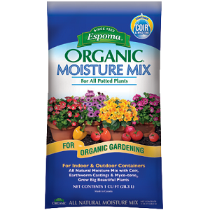 Organic Potting Mix with Moisture Control, 1 cu.ft.