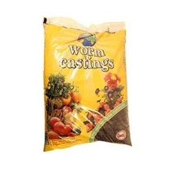 Worm Castings, 1 cu. ft.