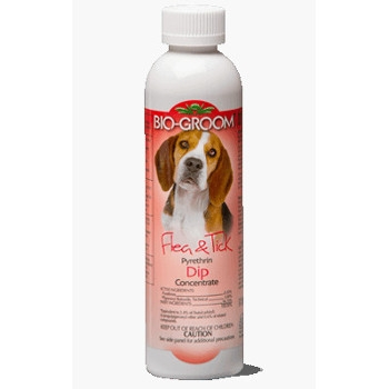 Bio-Groom Flea & Tick Pyrethrin Dip for Dogs