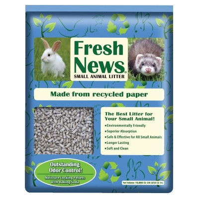 Fresh News Small Animal Litter