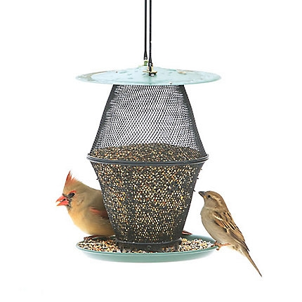 Perky Pet® NO/NO® Mixed Seed Lantern Wild Bird Feeder