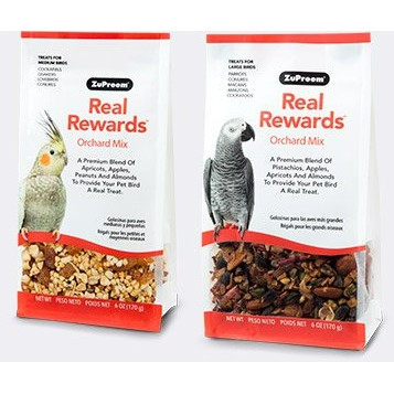 ZuPreem Real Rewards™ Orchard Mix Treats