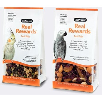ZuPreem Real Rewards™ Trail Mix Treats for Birds