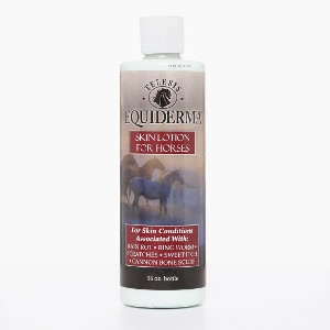 Skin Lotion for Horses 16 oz