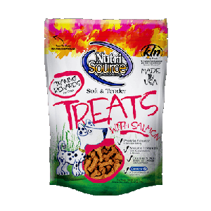 Soft & Tender Treats Salmon 6 oz