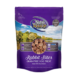 Grain Free Rabbit Bites 6 oz