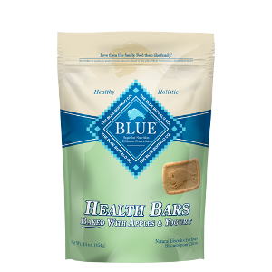 BLUE™ Health Bars Baked with Apples and Yogurt