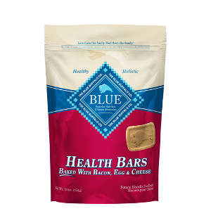 BLUE™ Health Bars Baked with Bacon, Egg & Cheese