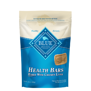 BLUE™ Health Bars Baked with Chicken Liver