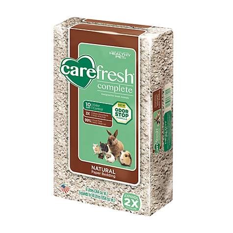 Complete Natural Paper Bedding - Natural 14L