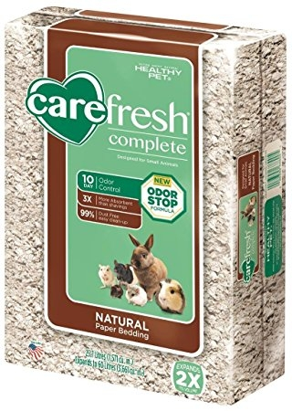 Complete Natural Paper Bedding - Natural 60L