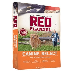 Red Flannel® Canine Select 40#