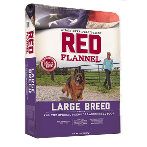 Red Flannel® Large Breed Adult Formula 50#