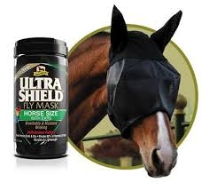 UltraShield® Fly Mask with Ears