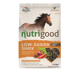 Nutrigood™ Low-Sugar Snax Carrot-Anise 4lb