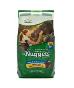 Bite-Size Nuggets Alfalfa & Molasses 1lbs