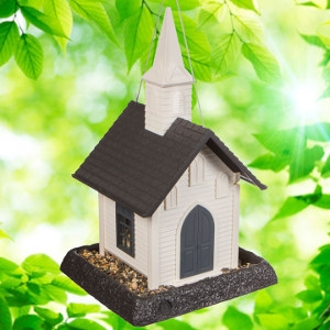 Church Birdfeeder