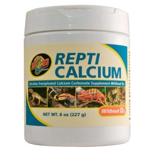 Repti Calcium® without D3 3 oz