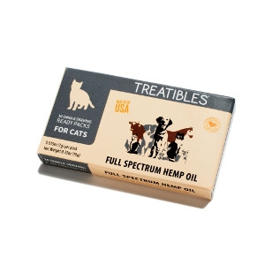 Full Spectrum Hemp Oil For Cats