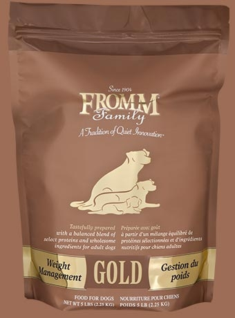 Fromm Gold - Weight Management Dog Food