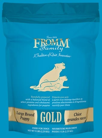 Fromm Gold - Large Breed Puppy Food