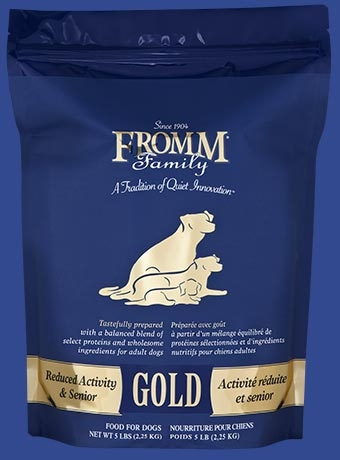 Fromm Gold - Reduced Activity & Senior Dog Food