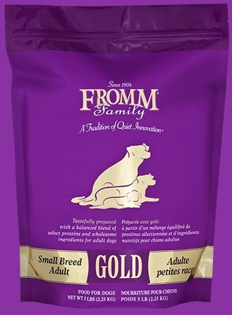 Fromm Gold - Small Breed Adult Dog Food