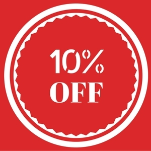 10% Off Any Rental