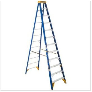 Werner Step Ladder, Fiberglass