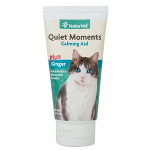 Quiet Moments Calming Gel For Cats 3 oz.