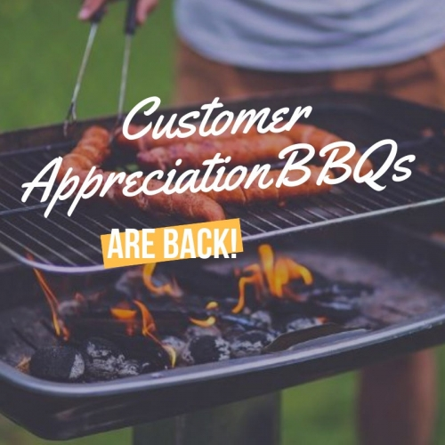 Customer Appreciation BBQ @ Ponderosa Lumber