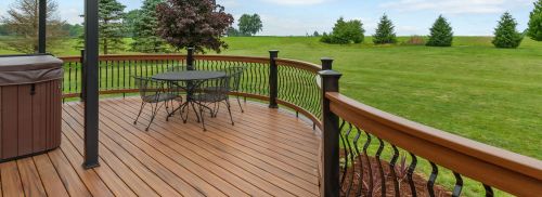 NEW LIFESTYLE COMPOSITE DECKING AVAILABLE