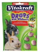 Rabbit Drops with Wildberry Flavor 5.3oz