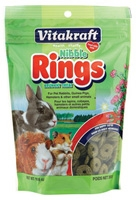 Nibble Rings for Sm Animals 10oz