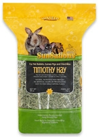 SunSations® Natural Timothy Hay for Pet Rabbits, Guinea Pigs & more