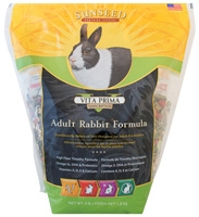 Vita Prima™ Adult Pet Rabbit Formula 4lbs